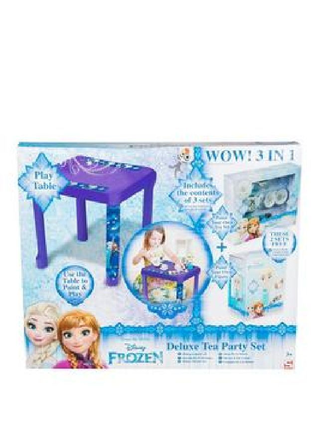 Disney Frozen Deluxe Tea Party Set | Hayley Taylor on WeShop