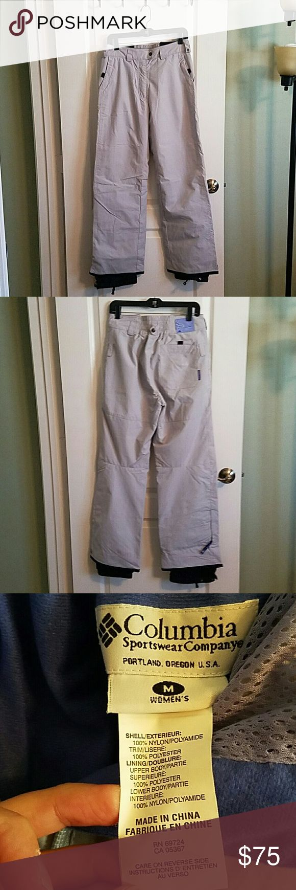 Columbia Snowboarding Pants Convert board apparel by Columbia. No rips or tears. Still in very good condition. Practically brand new! Columbia Other