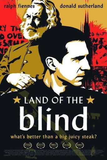 Land of the Blind (2006) - Watch Land of the Blind Full Movie HD Free Download - Online Streaming Land of the Blind Movie Free   Free Download Land of the Blind