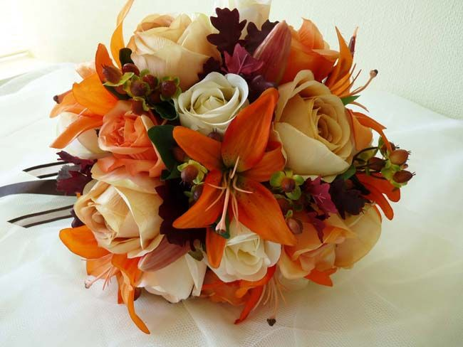 tiger lily season wedding