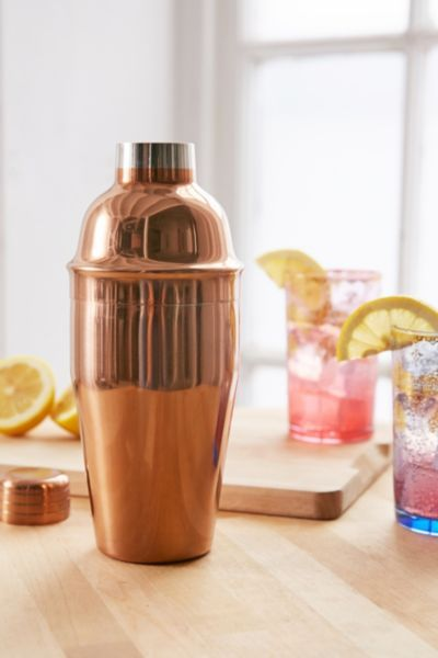 Copper Cocktail Shaker - Urban Outfitters