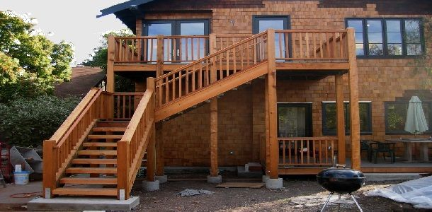 Exterior Stairs Ideas: How To Design Exterior Stairs