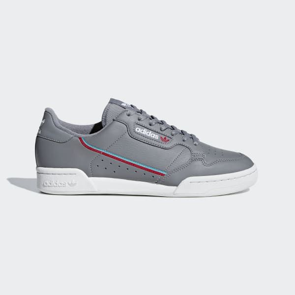 timeless design 352dc 45f53 adidas Continental 80 Shoes - Grey   adidas US