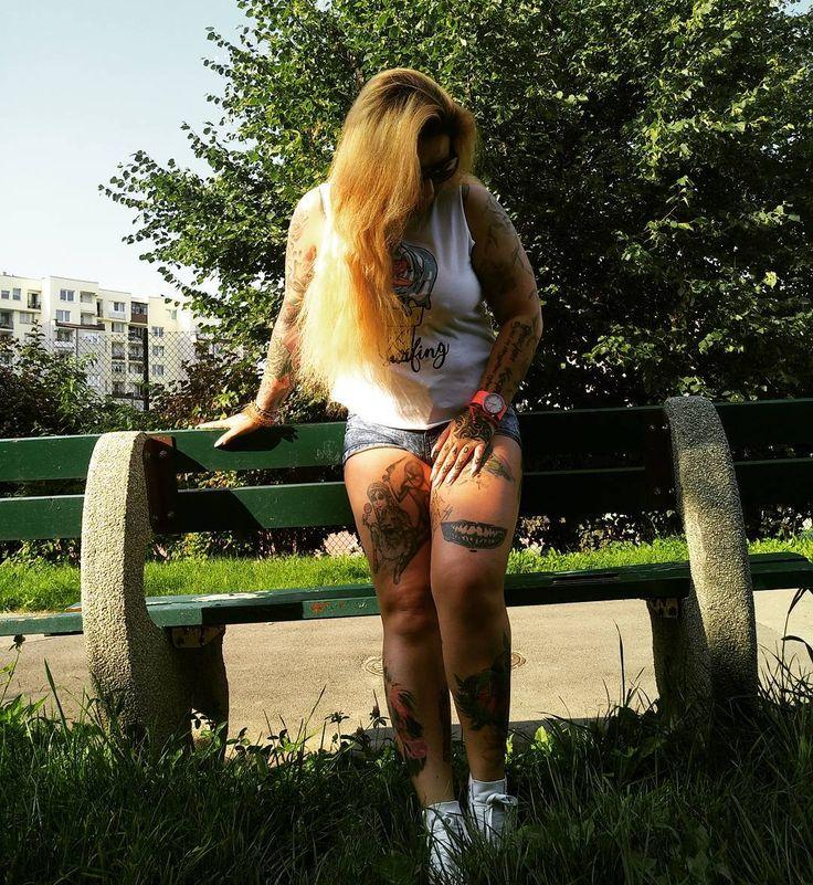 Dzień dobry Kochani  #polishgirl #girltattoo #girl #tattoo #beautiful #selfiequeen #selfie #fashionaddict #fashion #style #instagramers #beauty #love #kiss #smile #polskiedziewczyny #zawszemodnie