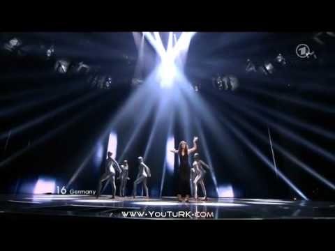 Lena - Taken by a Stranger - Eurovision 2011 Final Germany   http://www.youturk.com - YouTube