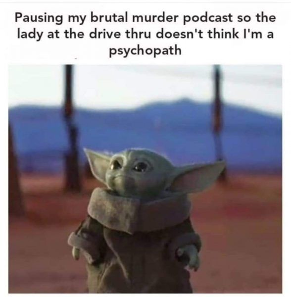 30 Baby Yoda Memes To Save You From The Dark Side Funny Babies Yoda Funny Silly Memes