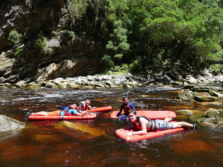 Storms River Kayak & Lilo adventure - the perfect family outing!