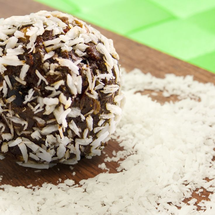 It's choco-coconut time!