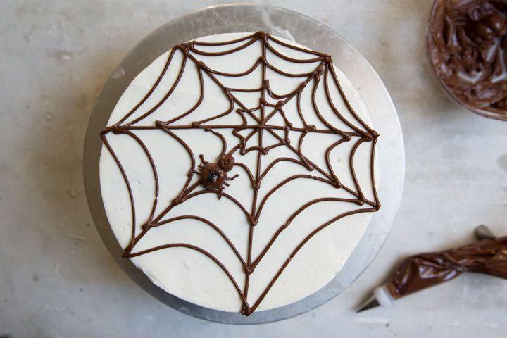 Great Halloween cake