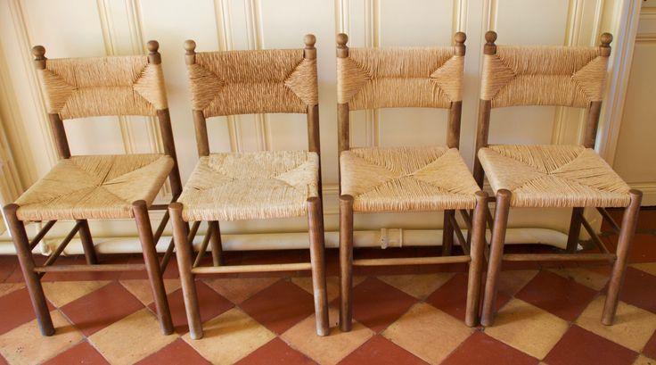 plus de 25 id es uniques dans la cat gorie chaise paille sur pinterest tapisser une chaise. Black Bedroom Furniture Sets. Home Design Ideas