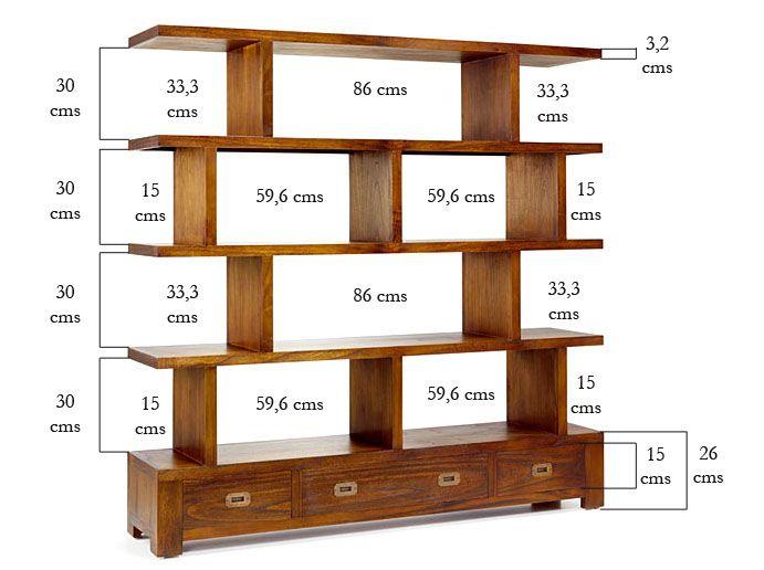 17 best images about separadores de ambientes on pinterest - Mueble separador de ambiente ...