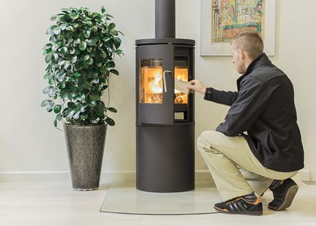 DRAFTBOOSTER – THE FAN FOR YOUR CHIMNEY Easy to light a fire in your wood-burning stove Draftbooster chimney fan installs easily on the chimney of your house. It ensures easy lighting of the fire and …