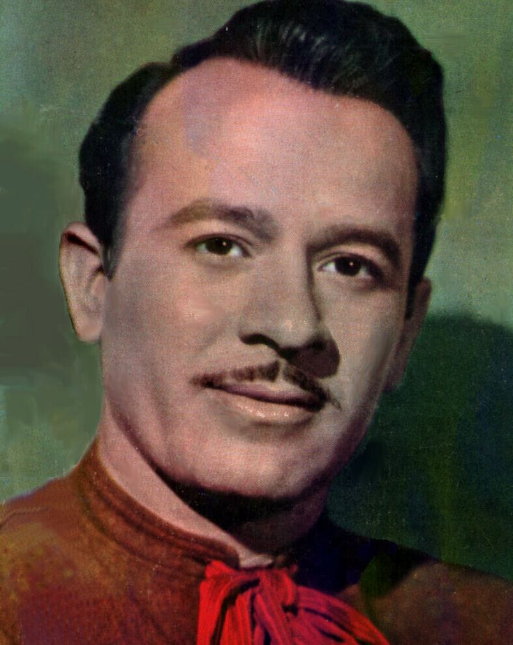 Pedro Infante - Incredible voice and music!!!