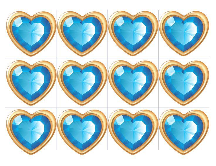 gems blue