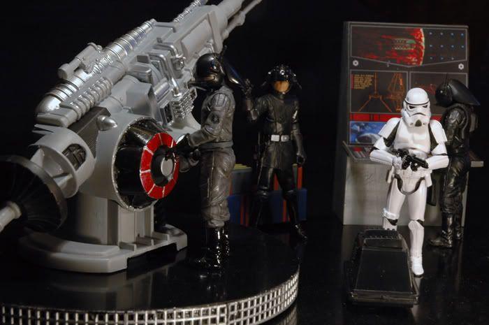 Death Star Gunner Station