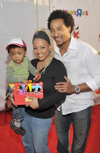 Photo of Alexis Fields & her Son  Kaycie Jackson
