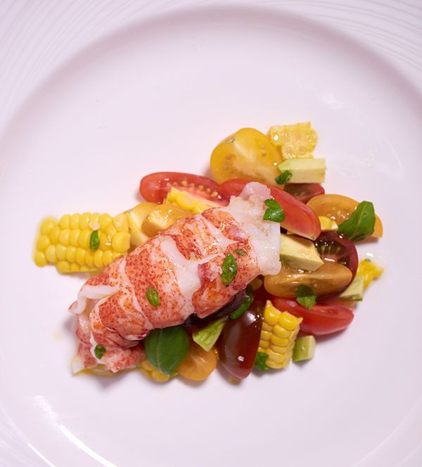 Sous Vide Lobster Tails | Recipe | Consume | Pinterest | Sous vide, Tomato salad and Lobster ...