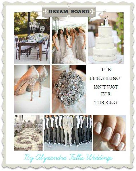 Neutrals and Bling!