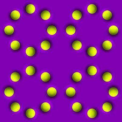 funny optical illusion