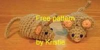 muisje: Crochet Mouse, Amigurumi Animales, Mouse Patterns Kristiemic Jpg, Cat Mouse, Free Patterns, Crochet Patterns, Crochet Cat, Mouse Kristiemic Jpg, Amigurumi Patterns