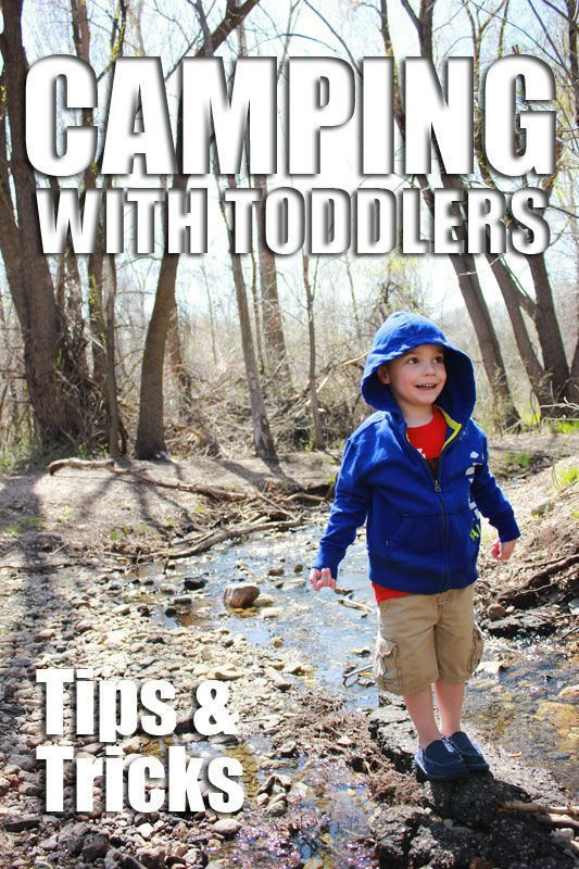 Check out >> How to Survive the Weekend Camping With a Toddler - One Sweet Appetite