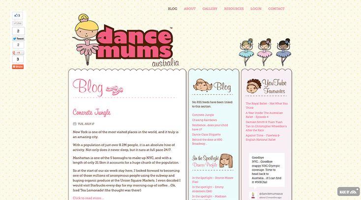 www.dancemumsaustralia.com