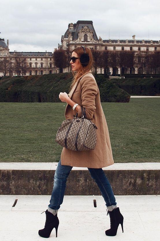 La France est sans aucun l'endroit par excellence pour être à l'affut des tendances. On aime la mode française, Oh oui, on l'aime.