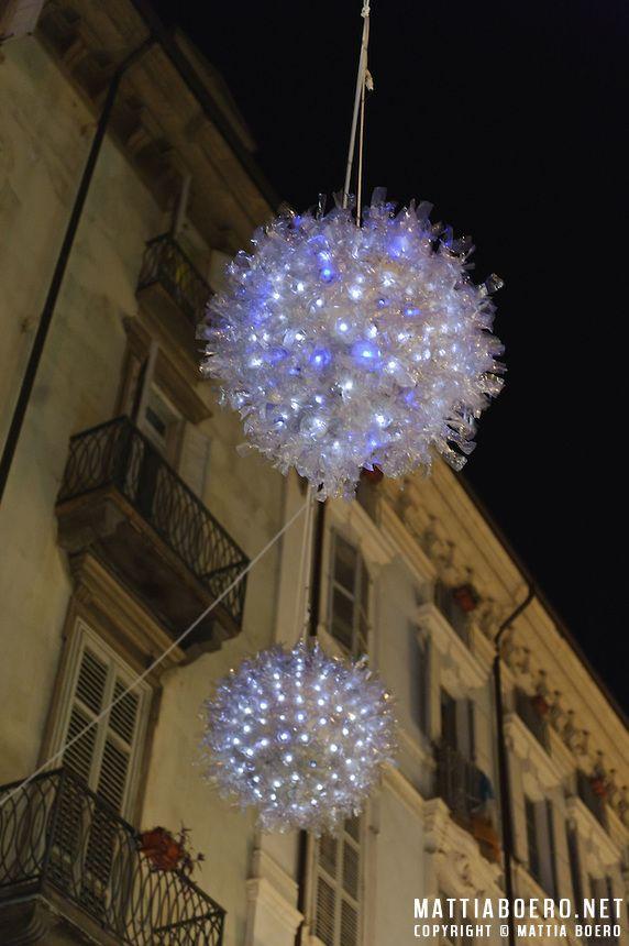 luci d'artista Torino 2011