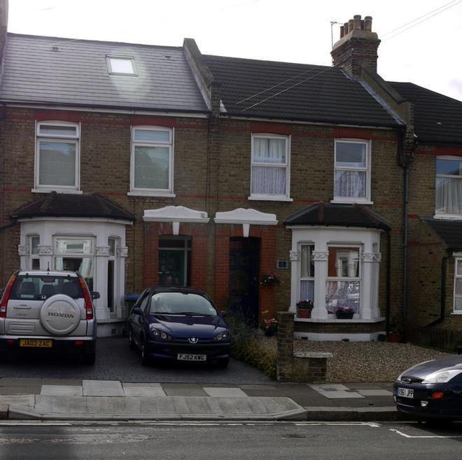 The birthplace of Bob Hope, 44 Craigton Road, Eltham ,London. SE9