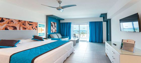 My room! Ocean view...Jeffrey - Riu Republica Punta Cana Adults Only All Inclusive Resort