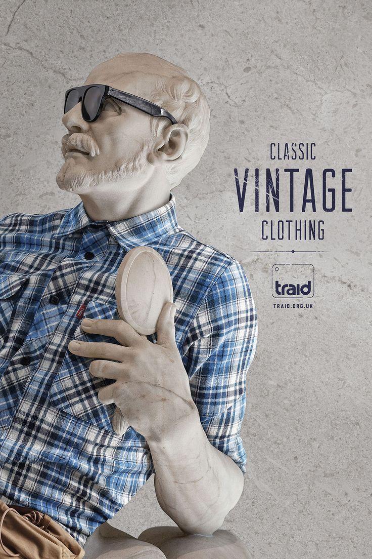 Traid: Vintage statue, 4