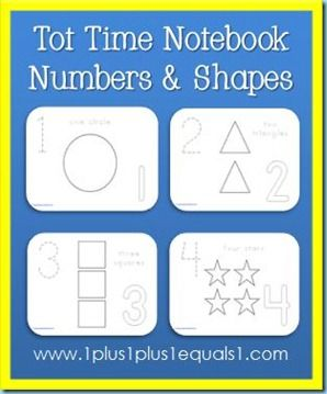 Tot Time Notebook
