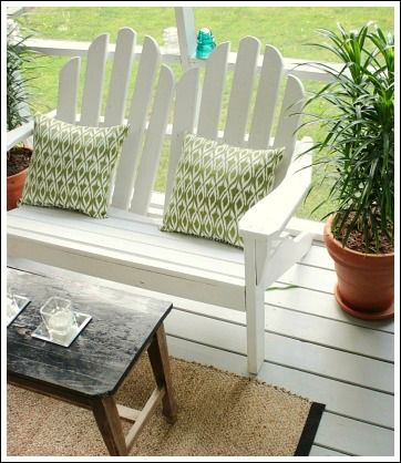 DIY::Porch Decorating Ideas on a Budget!