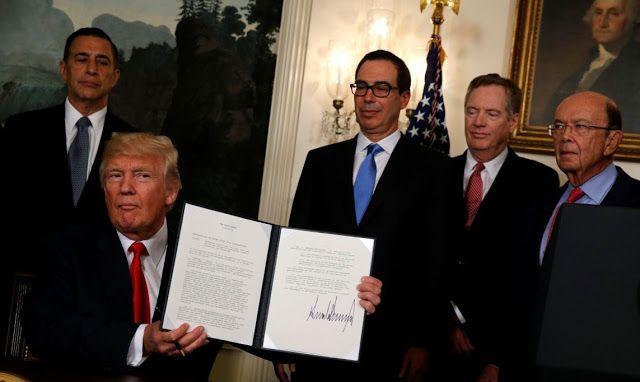 Το Κουτσαβάκι: Η νέα τιμολογιακή πολιτική των Ηνωμένων Πολιτειών ...