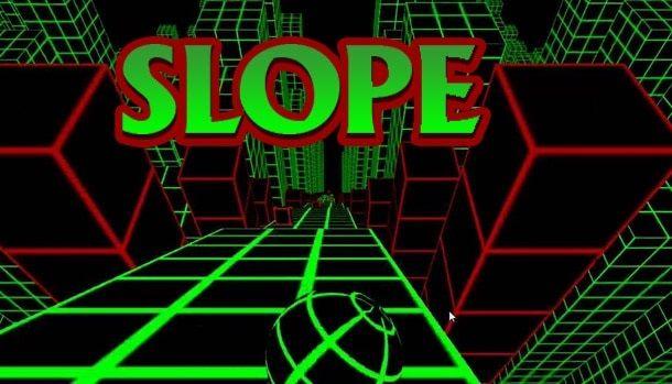 Slope Unblocked Games 77 Atlar