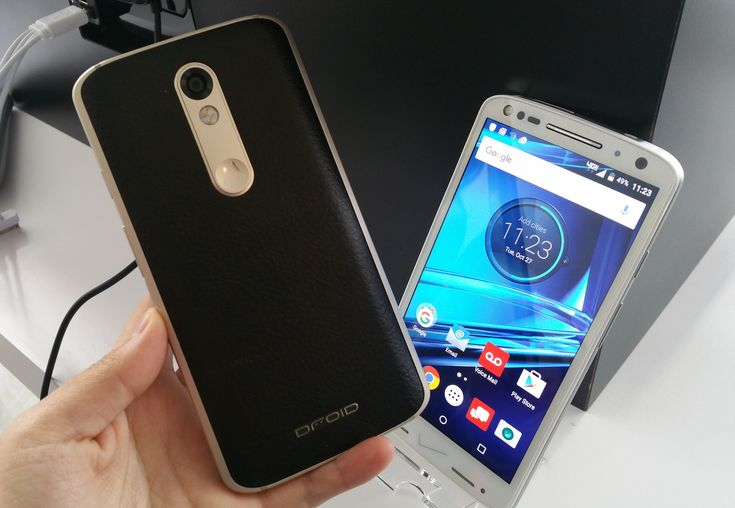 Motorola Droid Turbo 2 hands on review, specifications and features