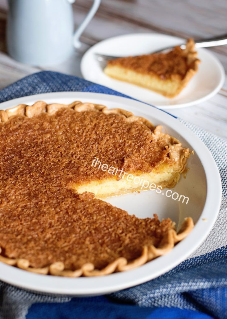 Old Fashioned Chess Pie Recipe I Heart Recipes Recipe Chess Pie Recipe Chess Pie I Heart Recipes