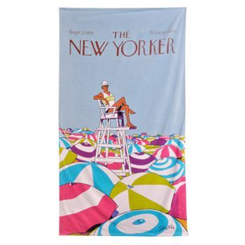 The New Yorker On Duty Beach Towel #Kohls