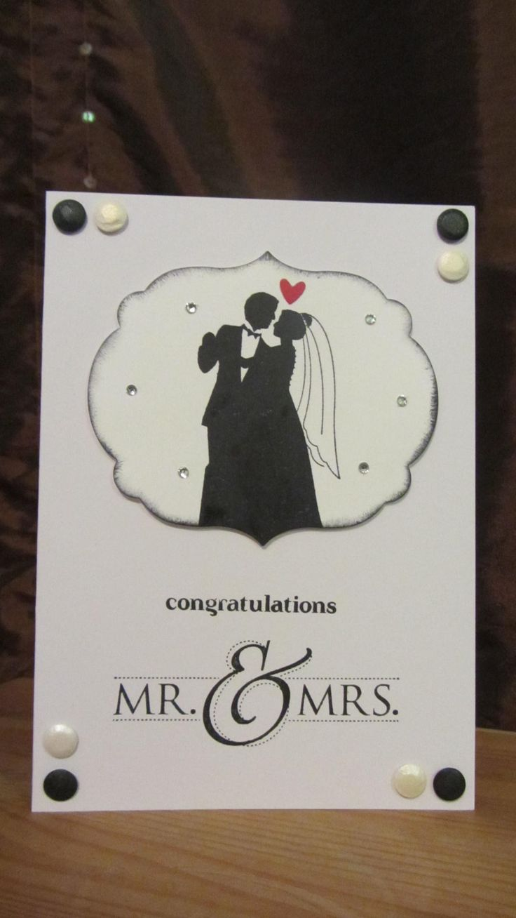 Stampin Up Marry Me and Mr and Mrs stamps