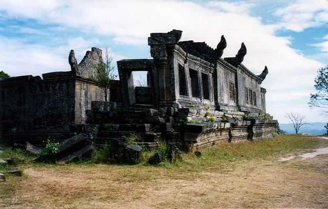 Preah Vihear - Top 10 Tourist Attractions in Cambodia  http://www.traveloompa.com/top-10-tourist-attractions-in-cambodia/