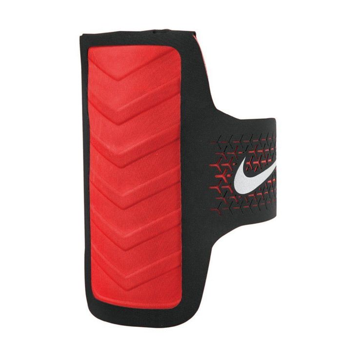 RUNNING ARMBAND - NIKE CHALLENGER ARM BAND - BLACK PHONE HOLDER NEW #NIKE