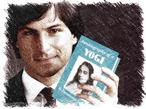 "Steve Jobs gave away one parting gift at his funeral -- one last earthly gesture towards those closest to him -- ""Autobiography of a Yogi"", by Paramahansa Yogananda, the indian guru who brought yoga and mediation to the west. Here are 15 Quotes from the Master on enlightened business practice."