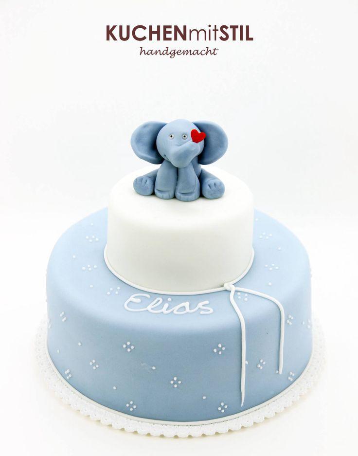 Torte Elefant