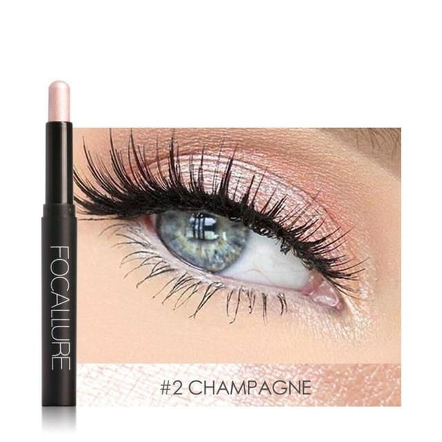 1 stück Schönheit Textmarker Lidschatten Bleistift Kosmetik Glitter Lidschatten Eyeliner Pen # 622
