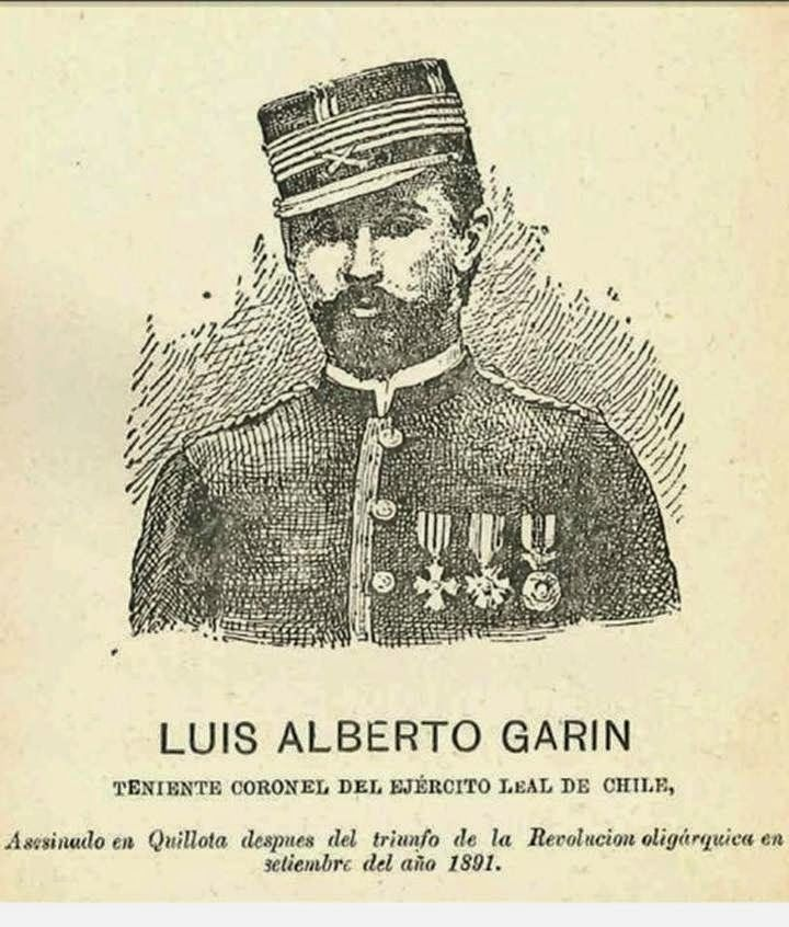 Notas Históricas y Literarias de Quillota: Guerra Civil 1891