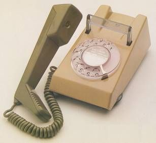 Trimphones - the worst phones ever ...... we had one but you had to hold the base to dial and even then it was normal for it to fall on the floor x