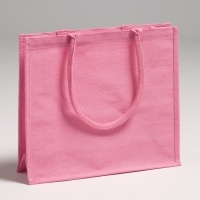 Pink Juco Bag