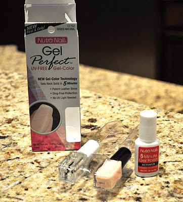 new way to get a shellac manicure at home