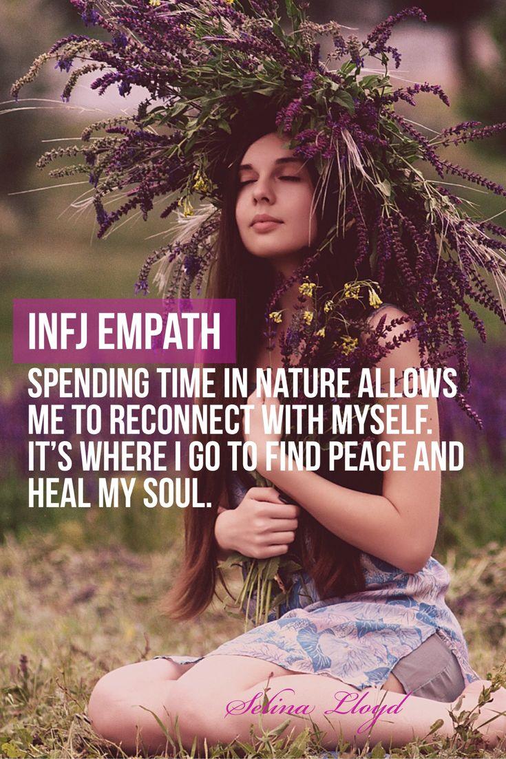 INFJ/Empath: Nature is where I heal