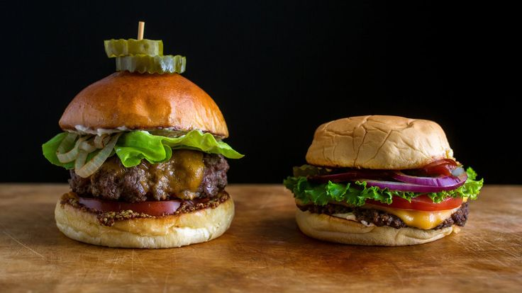 Deconstructing the Perfect Burger - NYTimes.com